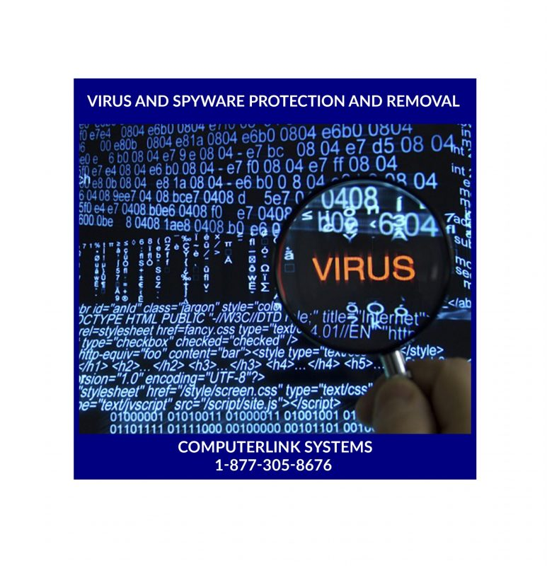 Virus ransomeware protection